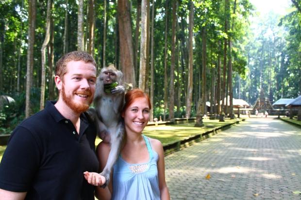 Family Photo, Ubud, Bali, Indonesia