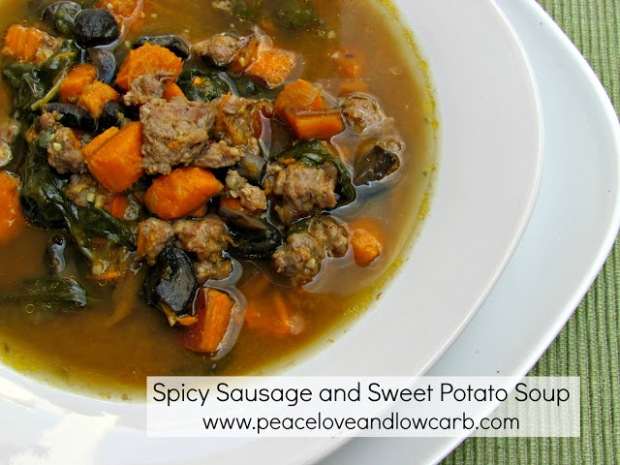 Spicy Sausage Sweet Potato Soup 5 - Website