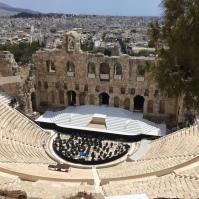 Herod's Odeon